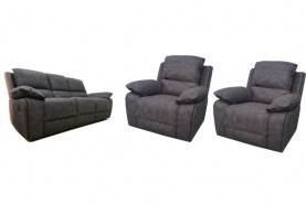 Maple Recliner Collection (RS) 3 seater + 2 chairs Image