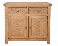 Brisbane Country Dining Collection (IF) (Small 2 Door Sideboard Chairs) Image