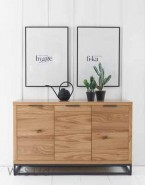 Montana Urban Collection (KT) (3 Door Large Sideboard Chairs) Image