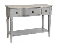 Whistler Painted Collection (RW) (Console Table Chairs) Image